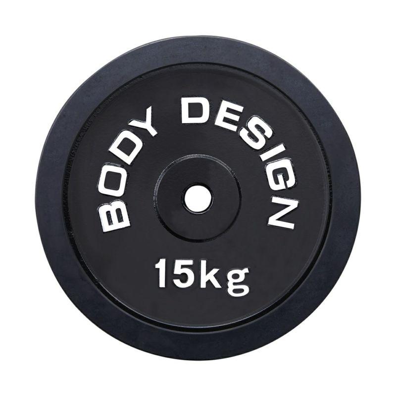 ラバープレート 15kg(2枚セット)