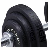 ラバーダンベルセット 50kg